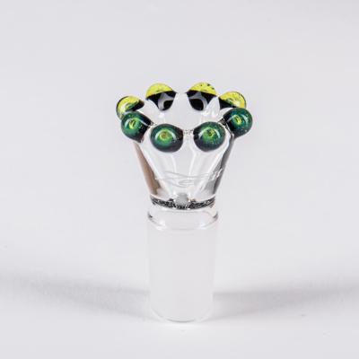 Schwarz-Hellgrün