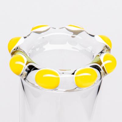 Weiß / Gelb