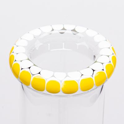 Weiß / Weiß / Gelb