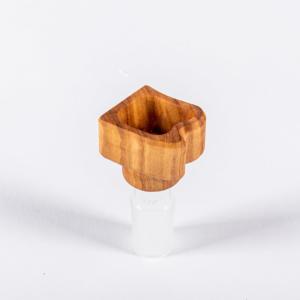 Wooden Köpfe