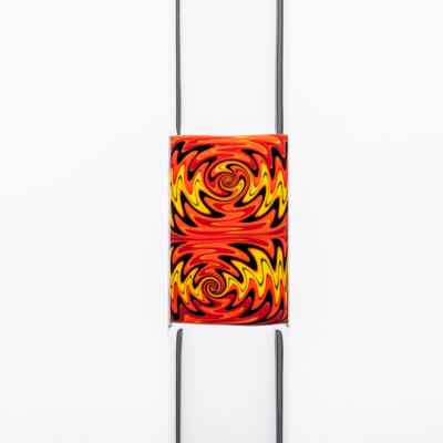 Feuer (Rot Gelb Orange Schwarz)